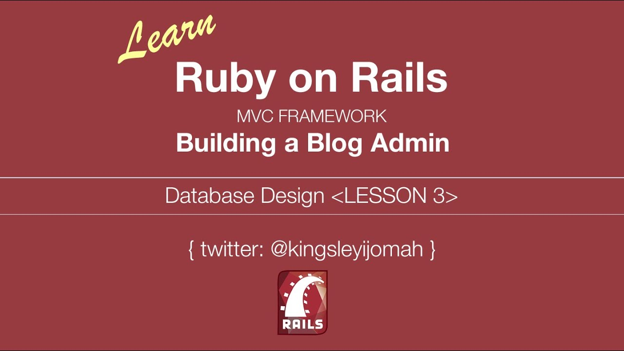 ruby on rails 3 tutorial learn rails by example