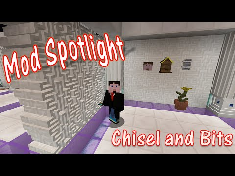 chisel and bits tutorial
