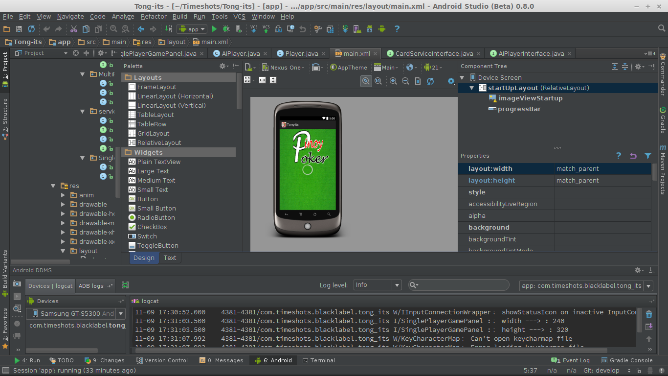 android multiplayer game development tutorial