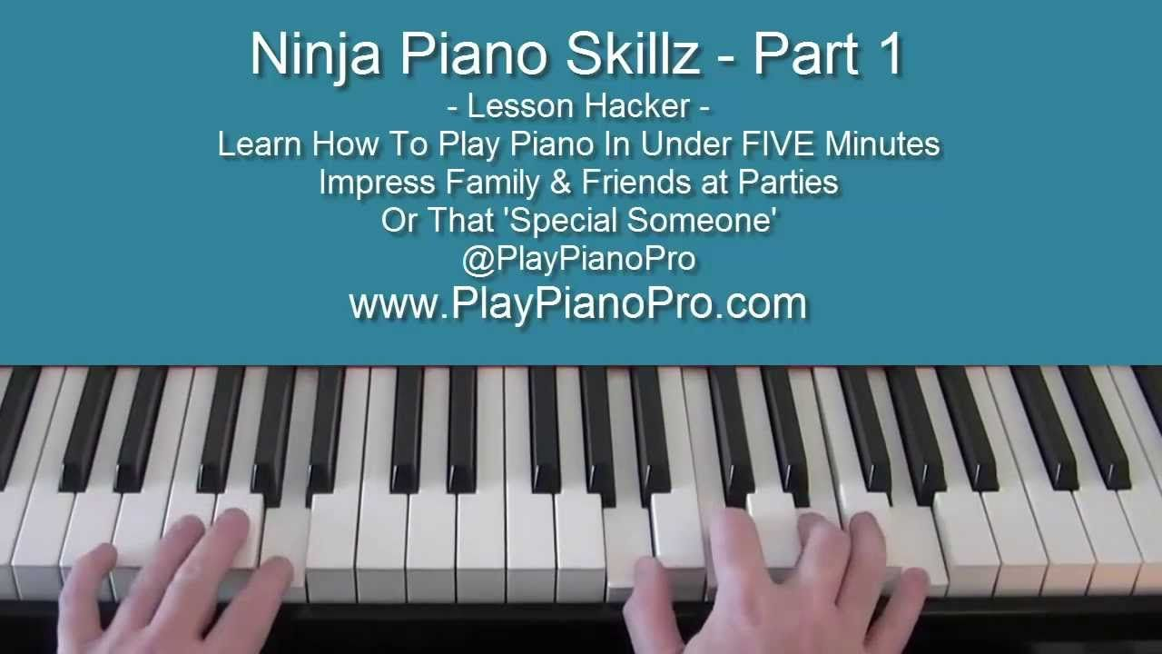 a day in the life piano tutorial