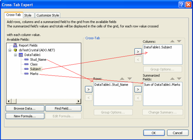 crystal reports grouping tutorial