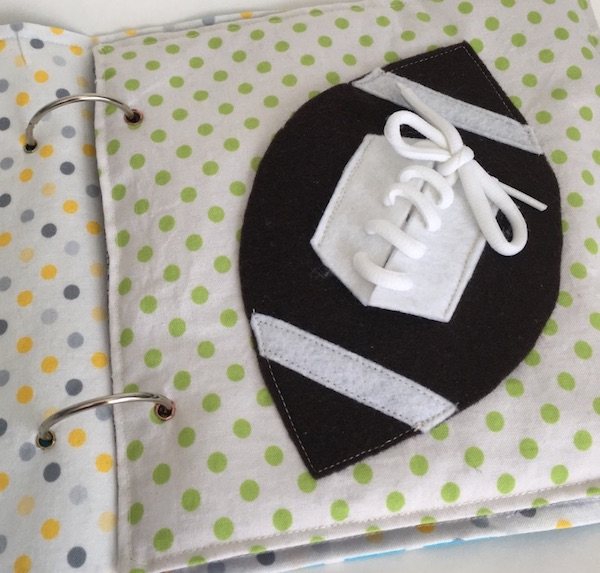 how to make a quiet book tutorial