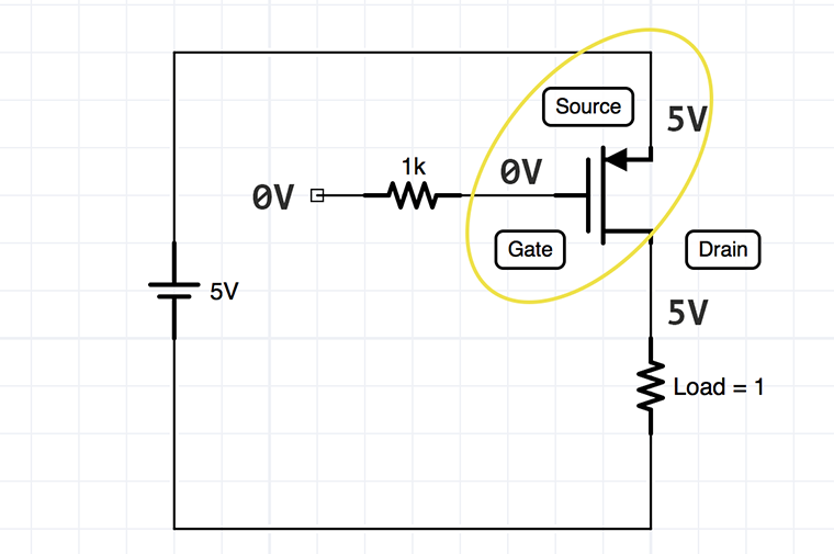 p channel mosfet tutorial
