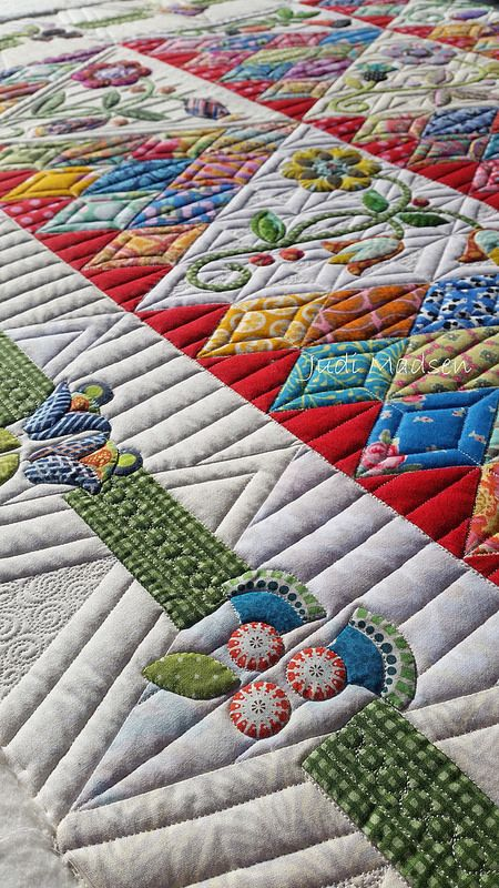 green fairy quilts tutorial