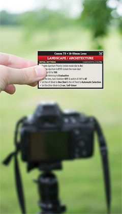 canon t5i tutorial for beginners