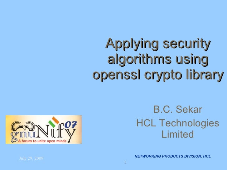 openssl crypto library tutorial
