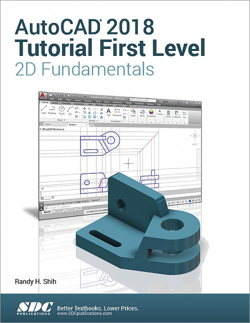 autocad 2015 tutorial book