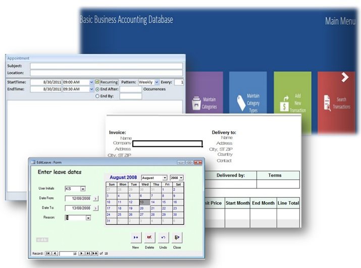 ms access free tutorial