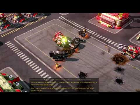 command and conquer tutorial