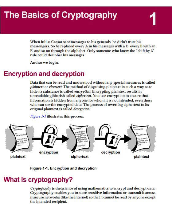 java cryptography architecture tutorial