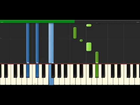 what if god was one of us piano tutorial